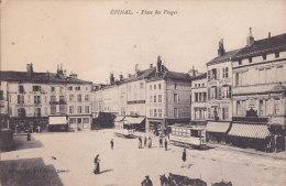 Ai - Cpa EPINAL - Place Des Vosges - Epinal