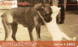 *ITALIA: VIACARD - AMICI E´ MEGLIO (€. 75)* - Usata - Non Classificati