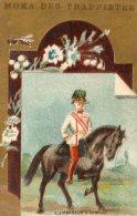 CHROMO  MOKA DES TRAPPISTES   L'empereur D'Autriche  == - Tea & Coffee Manufacturers