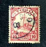 2661e  Togo 1900  Mi.#9 Used Offers Welcome! - Colonie: Togo
