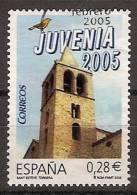 España U 4155 (o) Juvenia. 2005 - 2001-10 Usados