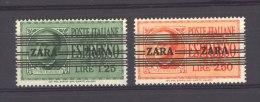 Allemagne  -  Zara  :  Mi  37-38  **   Signés - Ocupación 1938 – 45