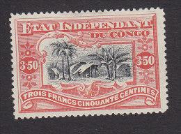 Belgian Congo, Scott #29, Mint No Gum, Congo Village, Issued 1908