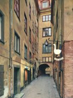 (602) Sweden - Stokholm Old Town - Monuments