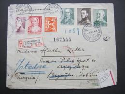 1941, Brief In Die Türkei - Periode 1891-1948 (Wilhelmina)