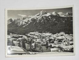 TRENTO - Andalo - Veduta Invernale Con Le Dolomiti Di Brenta - Trento
