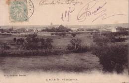 MOURIES - VUE GENERALE - CARTE POSTALE DATEE DE 1906. - Other Municipalities