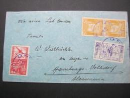 1939, Brief Nach Deutschland - Bolivia