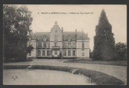 DF / 36 INDRE / NEUVY-LE-BARROIS / CHÂTEAU DE PEY, FAÇADE EST / CIRCULÉE EN 1912 - Autres Communes