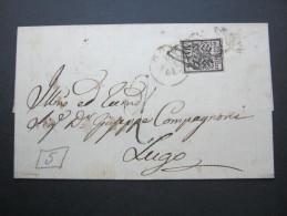 1861, Taxbrief - Papal States