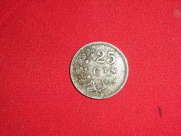25 Centimes / Luxembourg 1927 En TTB++ - Luxemburgo