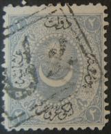 Turquie / Bolou 16 Obl - 1858-1921 Ottoman Empire