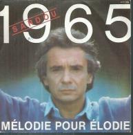 """45 Tours SP -  MICHEL SARDOU  - TREMA 410356 - """" 1965 """" + 1 ( Label NOIR ) - Sonstige - Franz. Chansons"""