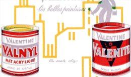 - BUVARD Peinture VALENTINE - 408 - Paints