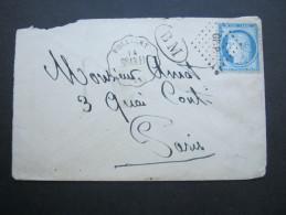 1875, Lettre  GP.P. - 1849-1850 Ceres