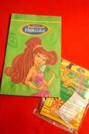 MAC DONALD / HERCULE / DISNEY  / SAC HAPPY MEAL 1998 / PARFAIT ETAT - McDonald's