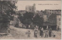 COMPS-sur-ARTURY, La Place - Comps-sur-Artuby