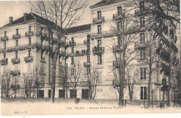 VICHY Le Grand Hotel Du Helder  écrite   TTB - Vichy