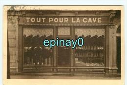 Br - 71 - CHALON SUR SAONE - Commerce Tout Pour La Cave B. LECRIVAIN - 4 Boulevard De La République - RARE DOCUMENT - Chalon Sur Saone