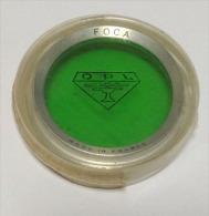 Lentille Filtre Vert - FOCA - 42mm De Diamètre - Avec Boite OPL - Lenses