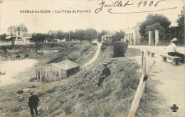 17 FOURAS-LES-BAINS VILLAS DU PORT SUD ANIMEES - Fouras-les-Bains