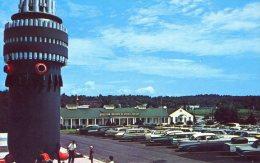 Américan Museum Of Atomic Energy - Oak Ridge, Tenn - Nombreuses Voitures Américaines - Oak Ridge