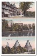 Goslar 3 Kleine Karten - Goslar