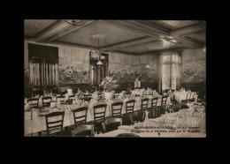 14 - SAINT-AUBIN - Salle à Manger De L'Hôtel De La Terrasse - Saint Aubin