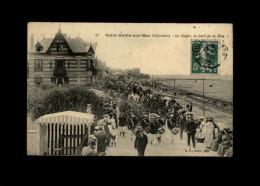 14 - SAINT-AUBIN - Fête - Saint Aubin