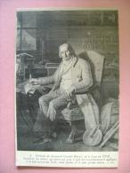 CP   LYON N°1 PORTRAIT DE JACQUARD JOSEPH MARIE NE A LYON EN 1752 - ECRITE EN 1930 - Otros