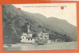 FEL314, Funicolare Sta. Marguerita - Belvedere - Lanzo, Circulée 1911 - TI Tessin