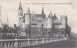 CPA ANVERS MUSEE D ARMES ANCIENNES LE STEEN DATE DU X EME SIECLE - Antwerpen