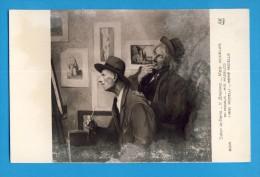 CP, 75, PARIS, Salon De Paris - H. BREARD - Mes Modèles, Vierge - Expositions