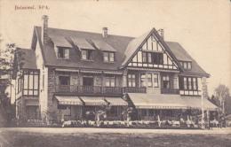 CPA SPA BALMORAL SPLENDIDE ETABLISSEMENT 1911 - Spa