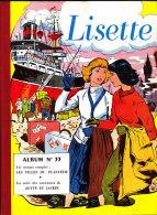 Lisette - Album N° 33 - ( 13 Numéros De 1957 ) . - Autre Magazines