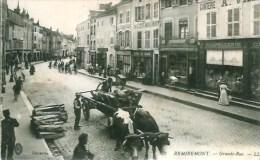88 REMIREMONT  Grande Rue - Remiremont