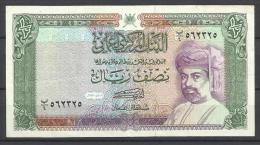 OMAN . 1/2 RIAL . - Oman