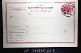 Sweden Postcard Mi Nr P 15 Svaret Betaldt,complete Set,  Cancelled 1988 Stockholm - Postwaardestukken