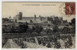 """OBLITERATION GARE  -  T04  -  """" CARCASSONNE-GARE  /  AUDE  -/ 17-3-32 """" -  Pothion N° 291 - Storia Postale"""