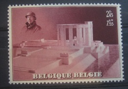 BELGIE   1937    Nr. 465 A   Zegel Uit Blok  8      Postfris **        CW  20,00 - Bélgica