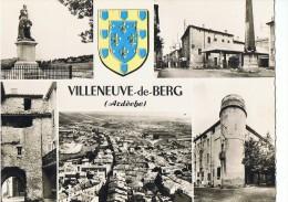 VILLENEUVE 6DE6berg --multivues --CPSM - Sonstige Gemeinden