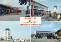 Aéroport De Perpignan - La LLabanère - Perpignan