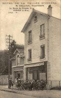 91 Yerres. Hotel De La Vallée D'Yerres. - Yerres