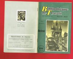Plaquette 24 Pages N° 346 De 1956 - BORDEAUX - Collections