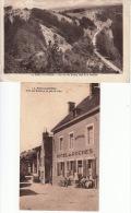Mailly-le-Château - 2 Cartes Anciennes - Autres Communes