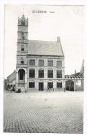 Cpa/pk 1910 Loo Lo-Reninge Stadhuis Ghijssaert - Lo-Reninge