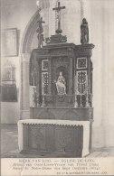 Cpa/pk 1913 Loo Lo-Reninge Kerk Altaar Onze-Lieve_Vrouw Van Troost  Ghyssaert - Lo-Reninge