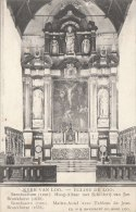 Cpa/pk 1913 Loo Lo-Reninge Kerk  Hoog-Altaar Schilderij Jan Bronkhorst  Ghyssaert - Lo-Reninge