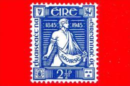 IRLANDA - Eire -  Nuovo - 1945 - 100 Anni Della Morte Di Thomas Davis, 16 Settembre 1845 -  2 ½ P - 1937-1949 Éire