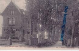 ROCHEFORT - La Villa Des Tilleuls Et Et L´Allée - Rochefort